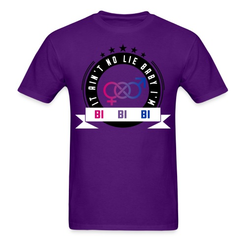 Ain't No Lie - Men's T-Shirt