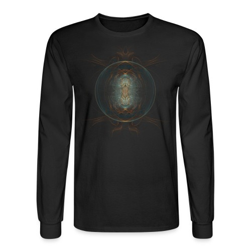 Mystic Orb Men's Long Sleeve T-Shirt - Men's Long Sleeve T-Shirt