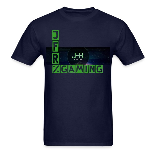 JFR GAMING T-SHIRT NAVY - Men's T-Shirt