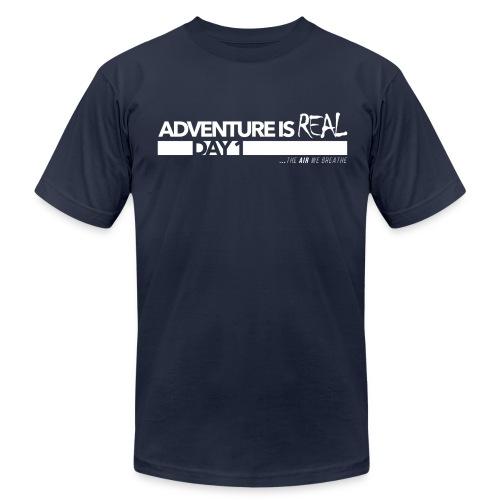 Day 1 - Navy - Men's  Jersey T-Shirt