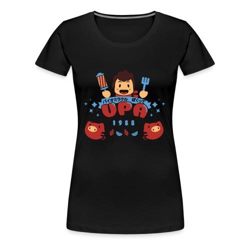 Upa! - Female Shirt - Women's Premium T-Shirt