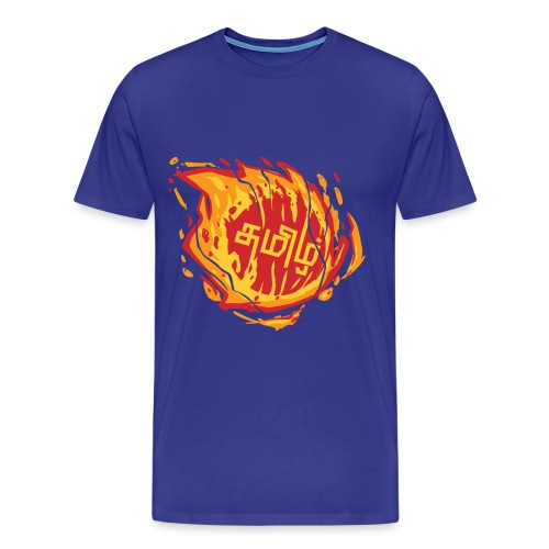 Tamil Flame! - Men's Premium T-Shirt