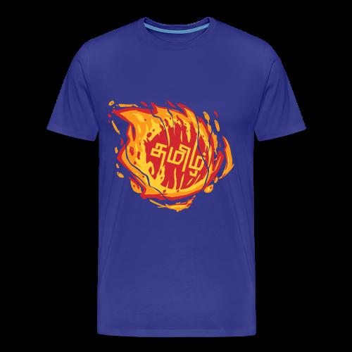 Tamil Flame! - Men's Premium T-Shirt