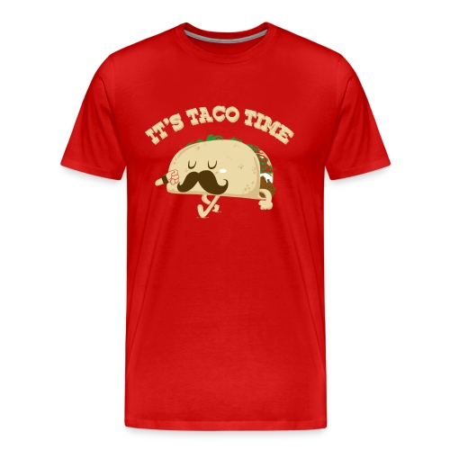 Taco Time - Men's Premium T-Shirt