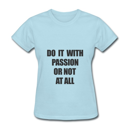 |Crisp|PASSION| Women - Women's T-Shirt