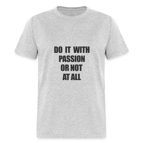  Crisp PASSION  Men - Men's T-Shirt