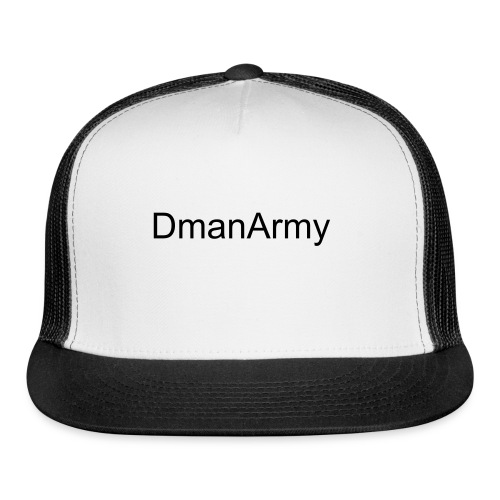 Womens Dman Army Hat! - Trucker Cap