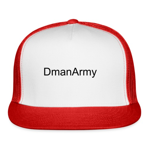 Mens DmanArmy Hat! - Trucker Cap