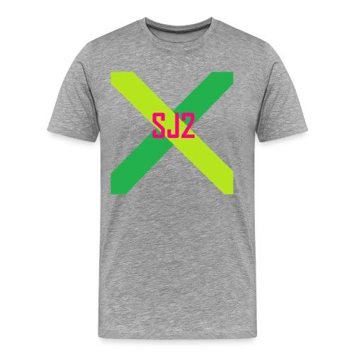 SJ2 Logo Shirt | Men - Men's Premium T-Shirt