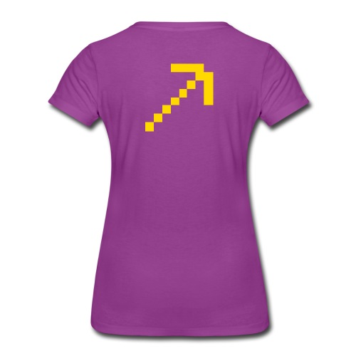 TGD Pick Shirt | Women - Women's Premium T-Shirt
