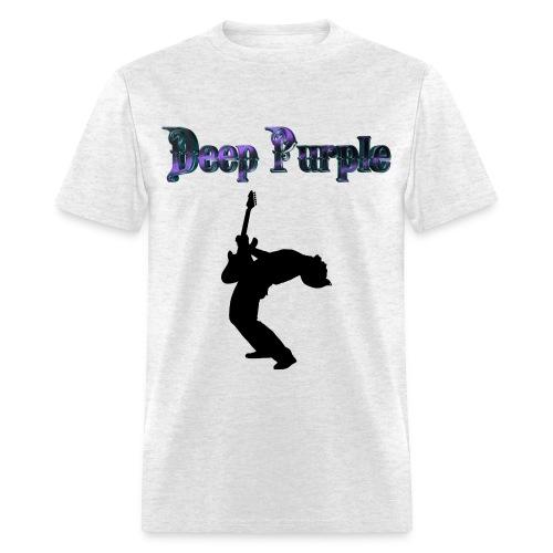 Deep Purple T-Shirt - Men's T-Shirt