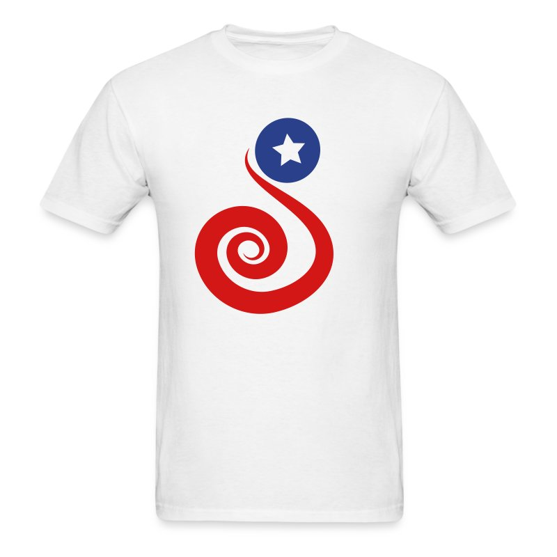 Caracol de Puerto Rico - Men's T-Shirt