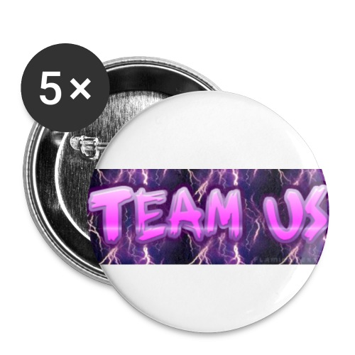 Team Buttons - Small Buttons