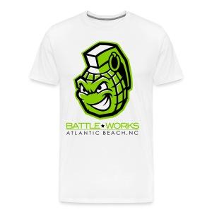 Battle Works - Grenadier - Men's Premium T-Shirt