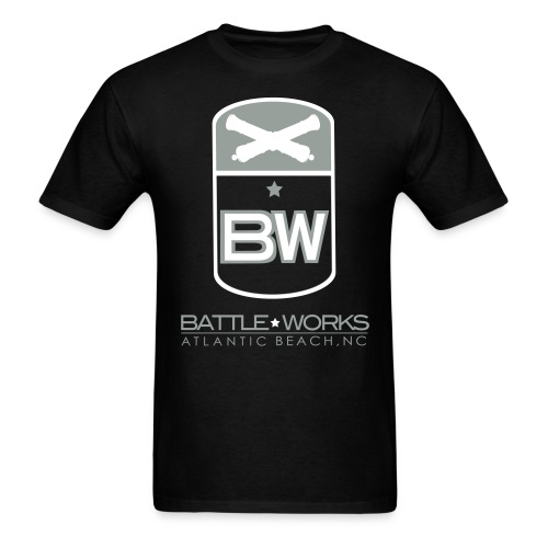 Battle Works - Night Ops - Men's T-Shirt