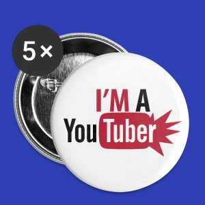 Youtuber Buttons (Small) - Small Buttons