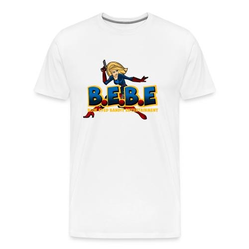 B.E.B.E. Male T-Shirt - Men's Premium T-Shirt