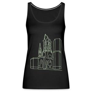 Memorial Church Berlin - Women's Premium Tank Top