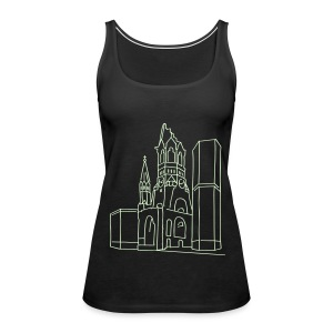 Memorial Church Berlin - Women's Premium Tank Top
