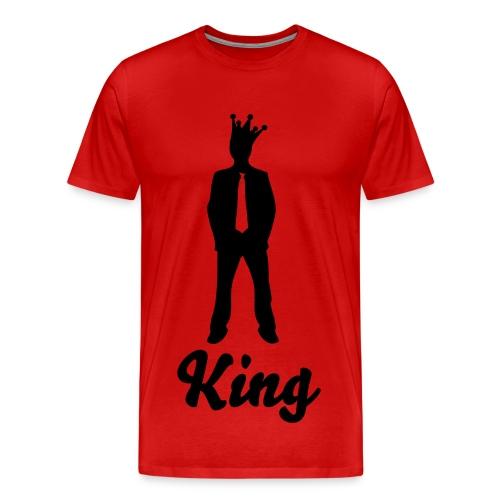 MAKE ME KING SHIRT - Men's Premium T-Shirt