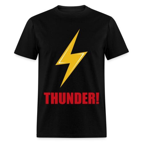 VK Thunder! - Men's T-Shirt