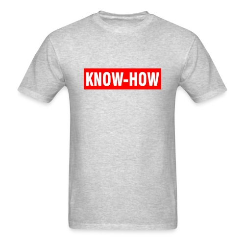 Know-How - Men's T-Shirt