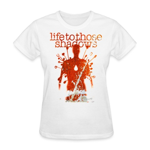 Life To Those Shadows - Wreck.Age - Women's T-Shirt