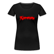 T-Shirts ~ Women's Premium T-Shirt ~ TRUMPAMANIA Donald Trump Women's T-Shirt
