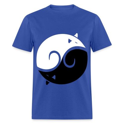 Yin Yang Men's Tee - Men's T-Shirt