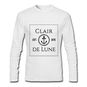 Men's Clair de Lune Established Long Sleeve Tee - Men's Long Sleeve T-Shirt by Next Level