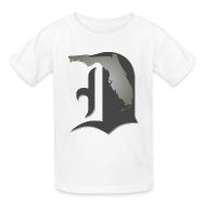 Kids' Shirts ~ Kids' T-Shirt ~ Detroit Stands With Orlando