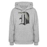 Hoodies ~ Women's Hoodie ~ Detroit Stands With Orlando