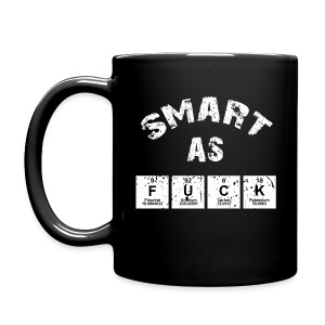 Smart as Fuck - Full Color Mug