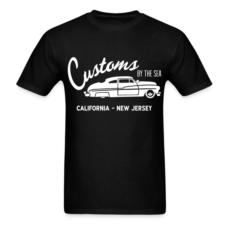 Customs by the Sea 2016 - Men's T-Shirt