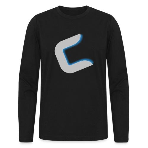 CrUsith Logo - Mens Long Sleeve - Men's Long Sleeve T-Shirt by Next Level
