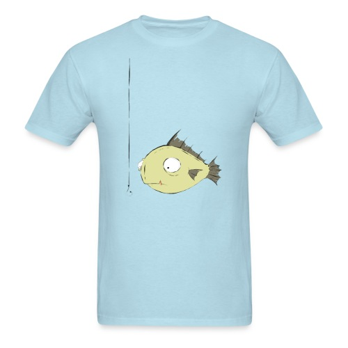 Fishing Men's T-Shirt - Men's T-Shirt