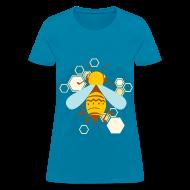 Women's T-Shirts ~ Women's T-Shirt ~ Article 105336015