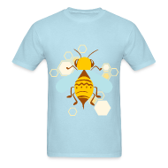 T-Shirts ~ Men's T-Shirt ~ Article 105336012
