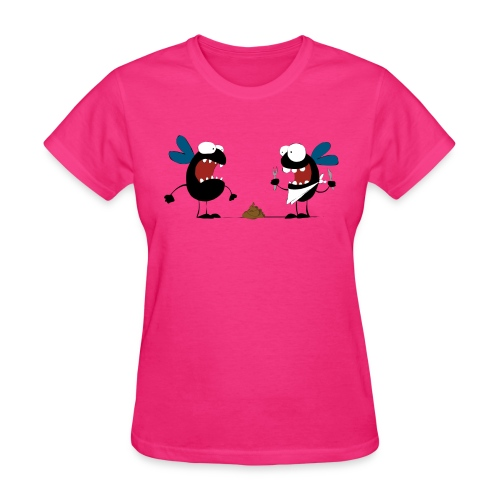 Flies Women's T-Shirt - Women's T-Shirt
