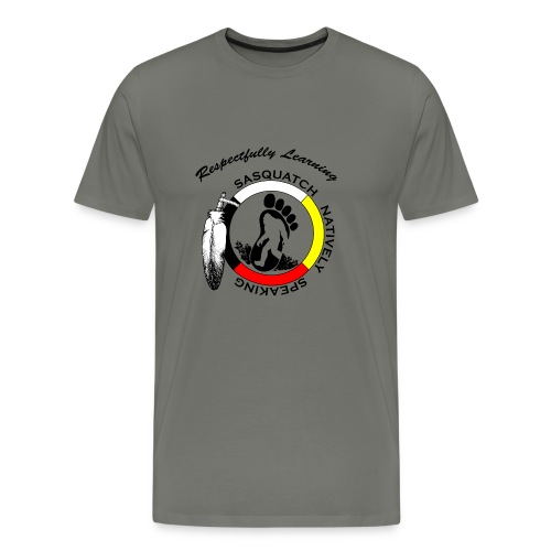 Big and Tall Tshirt - Men's Premium T-Shirt