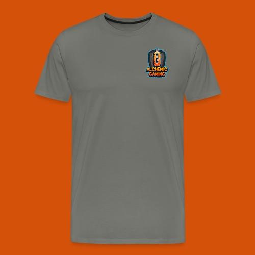 Badge Tee - Men's Premium T-Shirt