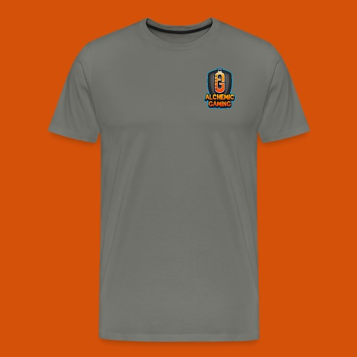 Badge Tee - Men's Premium T-Shirt