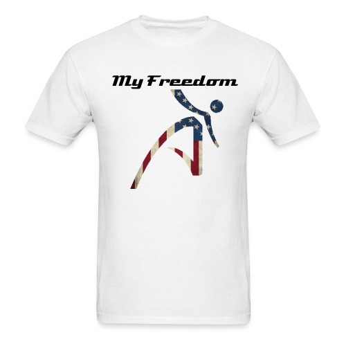 Mens Freedom Gene - Men's T-Shirt