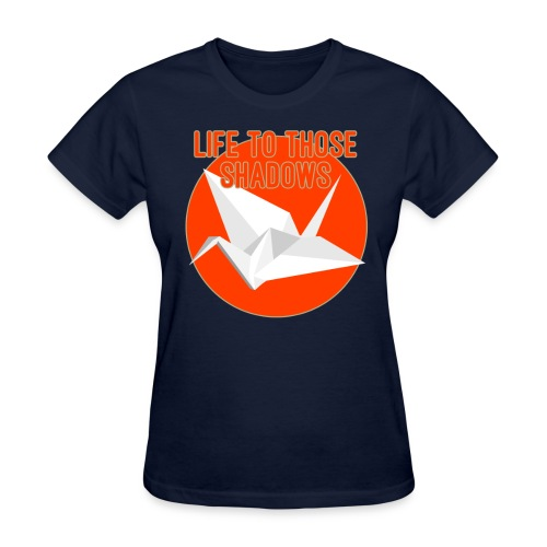 Life To Those Shadows - Zenith Embodied Swan - Women's T-Shirt