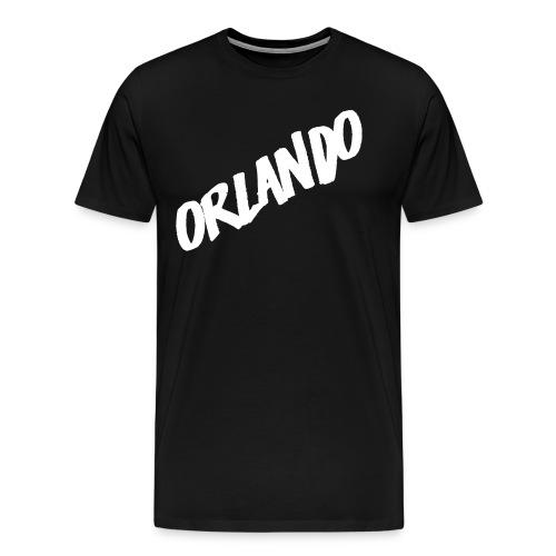 Orlando, Florida  - Men's Premium T-Shirt