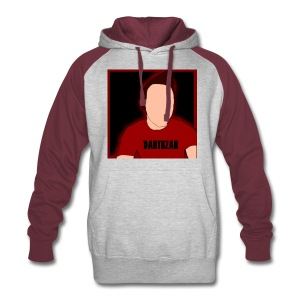 DarthZak Cartoon Hoodies - Colorblock Hoodie