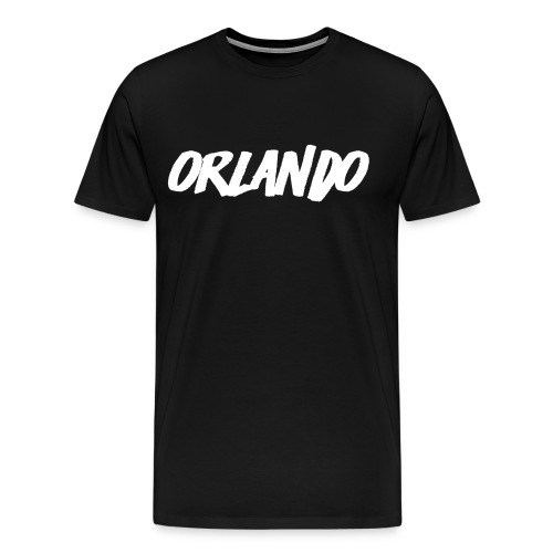 Orlando, Florida - Men's Premium T-Shirt