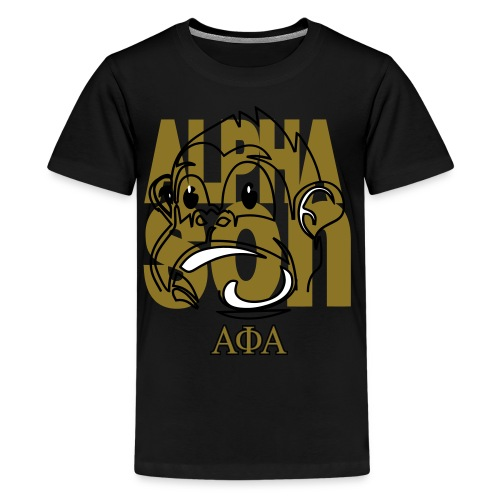Alpha Son - Kids' Premium T-Shirt
