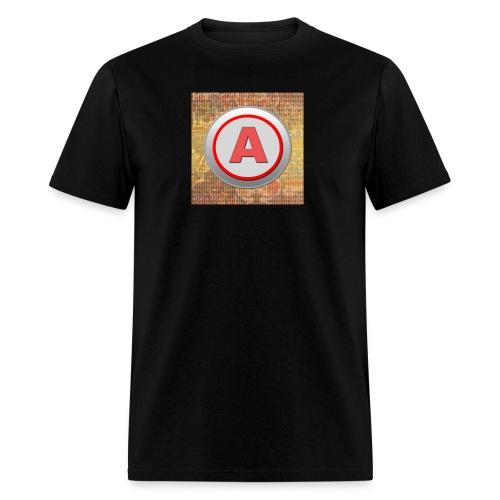 Akari Brown SHirt - Men's T-Shirt