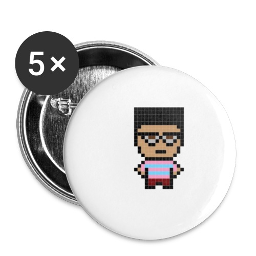 EPHIE SPRITE BUTTON SET - Small Buttons